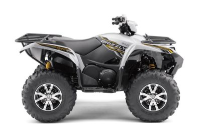 2017 Yamaha Grizzly EPS SE Utility ATVs Gulfport, MS