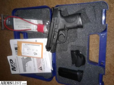 For Trade: S&W M&P 40c for trade