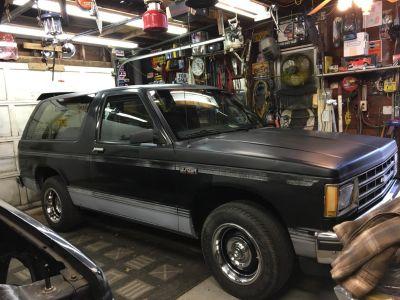 1985 Chevrolet S10 Blazer