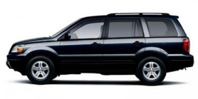 2005 Honda Pilot EX (Nighthawk Black Pearl)