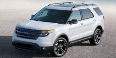 2015 Ford Explorer Sport (White)