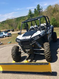 2015 Polaris RZR XP 4 1000 EPS Sport-Utility Utility Vehicles Barre, MA