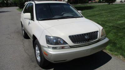 2000 Lexus RX 300 (WHITE)
