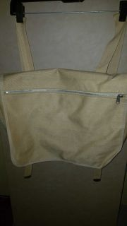 Great canvas backpack with compartments
