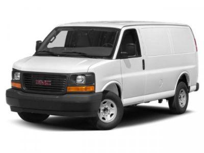 2019 GMC Savana Cargo Van CARGO (Summit White)