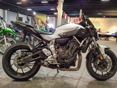 2015 Yamaha FZ-07 Sport Motorcycles Salinas, CA
