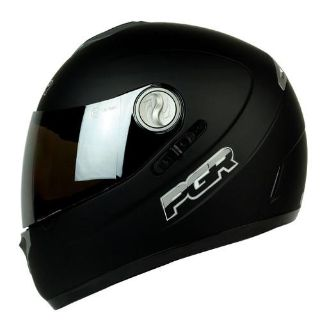 Purchase Size S M L XL XXL ~ PGR DV100 FLAT MATTE BLACK DOT Motorcycle Full Face Helmet motorcycle in Chino, California, US, for US $0.99