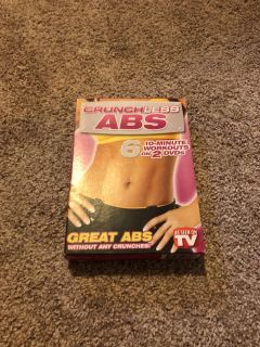 Crunchless abs fitness set