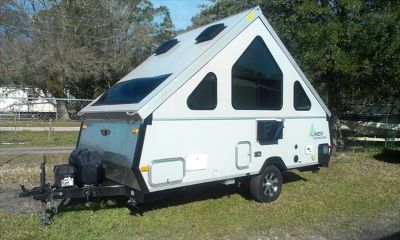 2013 Aliner Expedition 18' Camper - Only 1850lbs!