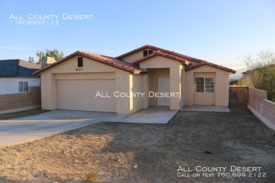3 bedroom in Desert Hot Springs