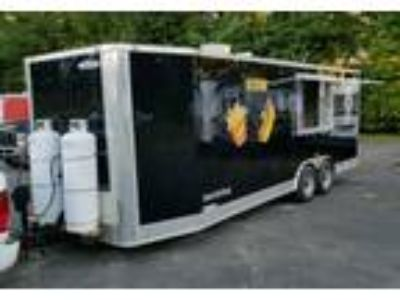 2017 Freedom Concession-Food-Trailer Trailer in Clifton Park, NY