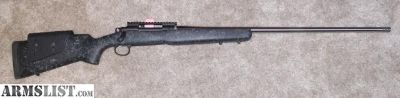 For Sale: Remington 700 - 300 Winchester Magnum with Bartlein Barrel