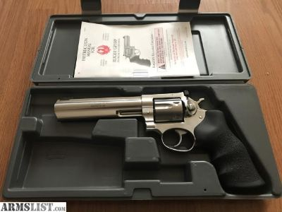 For Sale/Trade: RUGER GP 100