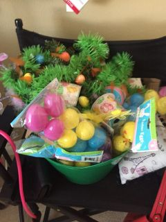 Easter Items to make wreaths