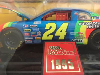 Collectable Racing champions dupont car