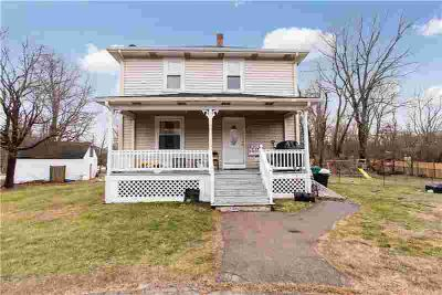 308 Tiffany ST Attleboro, Colonial with Three BR and 1.5