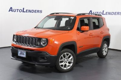 2015 Jeep Renegade Latitude (Omaha Orange)