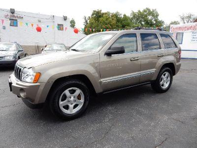2005 Jeep Grand Cherokee Limited (Dark Khaki Pearl)