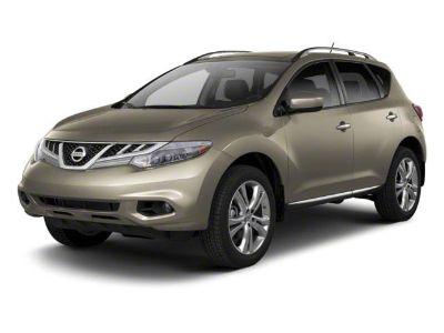 2012 Nissan Murano S (Copper)