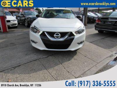 2016 Nissan Maxima 4dr Sdn 3.5 S (White)