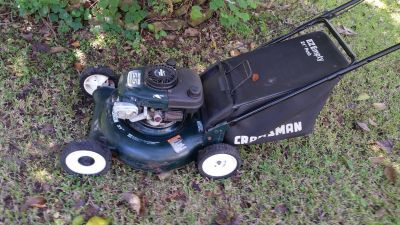 Craftsman 21 in push mower