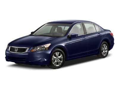 2008 Honda Accord LX-P (Polished Metal Metallic)