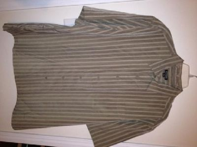 $10 OBO Georges Mens Shirt Size L