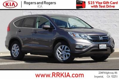 2016 Honda CR-V EX (GRAY.)
