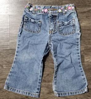 Girls 12 month jeans