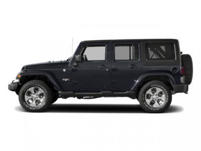 2018 Jeep Wrangler Unlimited Sahara (Rhino Clearcoat)