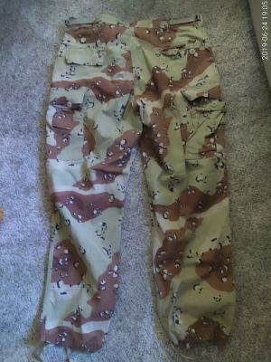 Like New! Men's Camouflage Pants