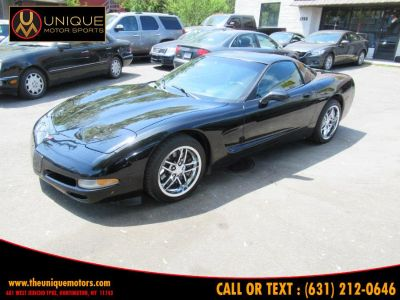 1999 Chevrolet Corvette Base (Black)