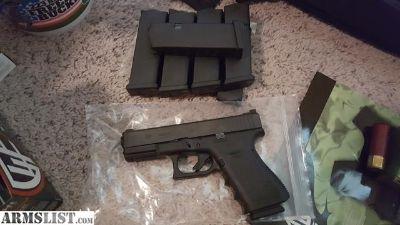 For Sale/Trade: Glock 23 gen 3