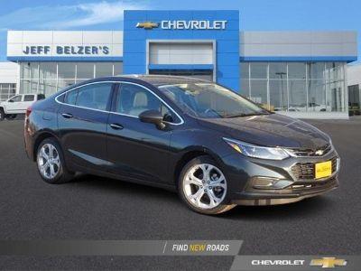 2018 Chevrolet Cruze Premier (Graphite Metallic)