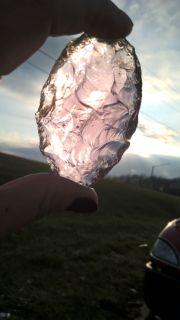 Amethyst 1.9 oz scrapper