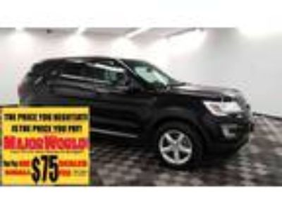 $25900.00 2016 FORD Explorer with 32297 miles!