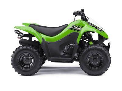 2016 Kawasaki KFX 90 Kids ATVs Lebanon, ME