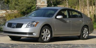 2005 Nissan Maxima 3.5 SE (Liquid Silver Metallic)