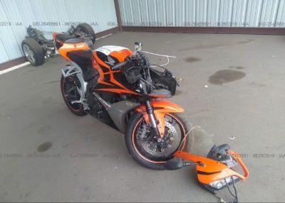 2008 Honda CBR600