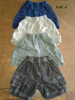 Lots of Boys Jeans and Shorts sizes vary
