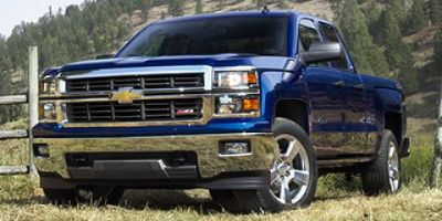2015 Chevrolet Silverado 1500 LTZ (Summit White)