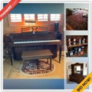 Silver Spring Moving Online Auction - Holdridge Road