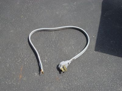 APPLIANCE CORD FOR ELECTRIC STOVE