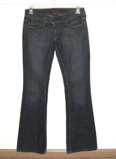 Arden B LEXY Slim Flare Denim Jeans Womens Tag 28 Measures 30 x 32 Skinny Long