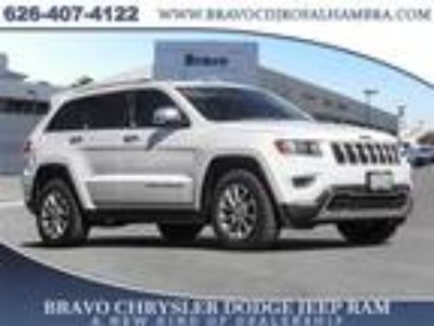 Used 2014 Jeep Grand Cherokee Bright White Clearcoat, 47.6K miles
