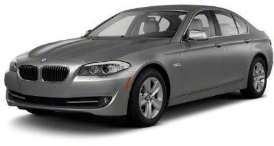 Used 2013 BMW 5 Series 4dr Sdn RWD