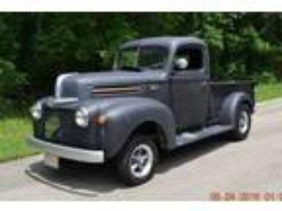 1947 Ford Pickup Rat Rod