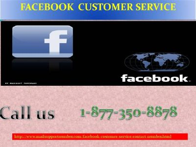 Make your account secure! Live free via Facebook Customer Service @ 1-877-350-8878
