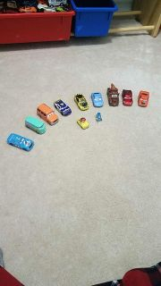Movie Cars Collection