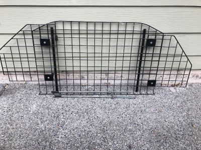 Car Barrier for pets